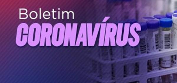 BOLETIM CORONAVÍRUS COVID-19