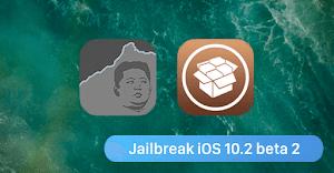 اصدار النسخة التجريبية الثانية من جيلبريك Yalu jailbreak iOS 10.2