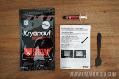 Unboxing Thermal Grizzly Kryonaut 1 Gram