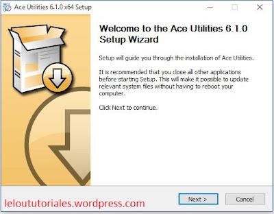 Ace Utilities v6.1.0 + Serial [Full] [MEGA] [UL]