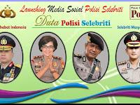 Launching Polisi Selebriti Mengangkat Duta Polisi Selebriti