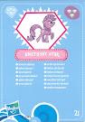 My Little Pony Wave 4 Amethyst Star Blind Bag Card