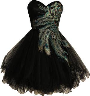 peacock dresses 2017