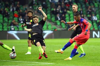 ملخص واهداف مباراة تشيلسي وكراسنودار (4-0) دوري ابطال اوروبا