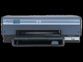 HP Deskjet 6848 Printer Driver