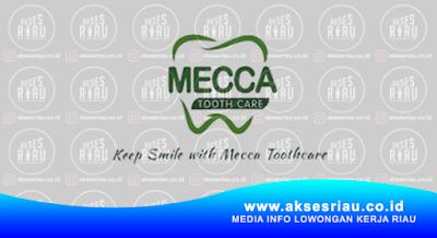 Klinik Gigi Syar'i Mecca Tooth Care Pekanbaru