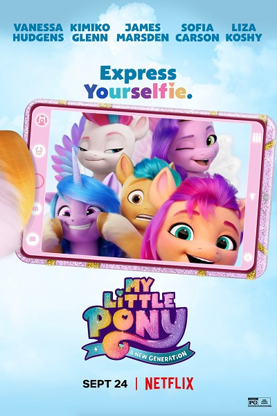 Download My Little Pony: A New Generation (2021) Dual Audio [Hindi+English] 720p + 1080p WEB-DL ESub