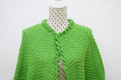 7 -Crochet Imagenes Capa para mujer para todas las tallas a crochet y ganchillo por Majovel Crochet