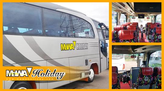 Sewa Bus Pariwisata di Tegal