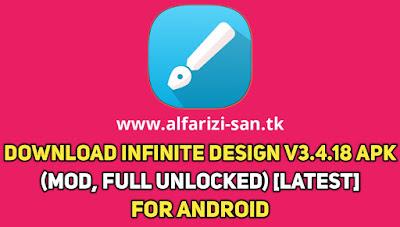 Infinite Design v3.4.18 APK (MOD, Full Unlocked) [Latest] for Android