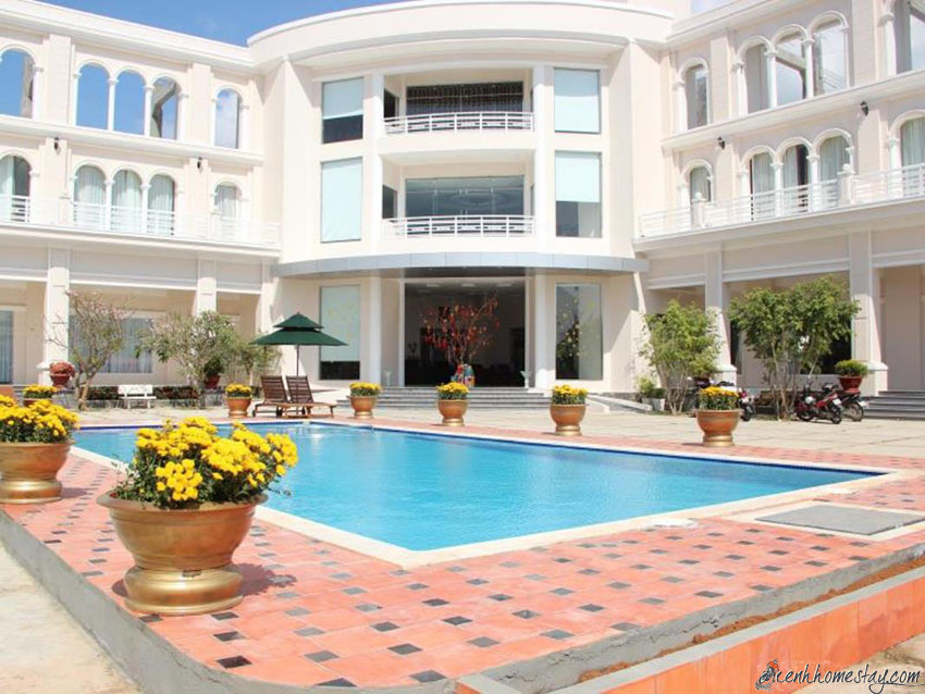 10 Nhà nghỉ khách sạn Phan Rang đường 16/4 ở Ninh Thuận giá rẻ gần biển