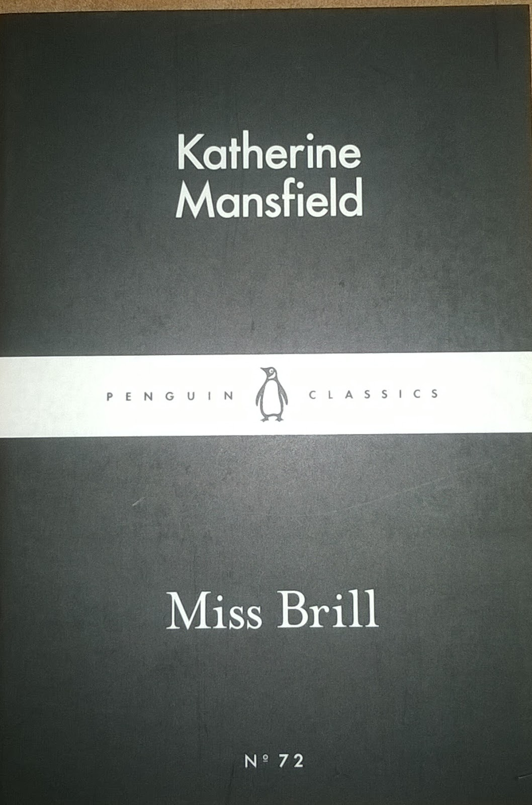 miss brill by simply katherine mansfield level about view