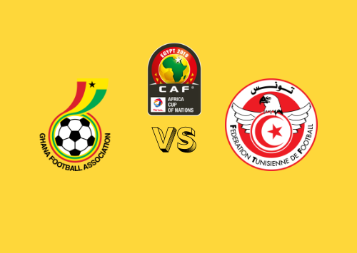 Ghana vs Túnez Resumen y Goles