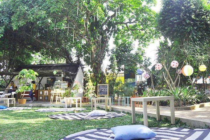Kebun Ide, rekomendasi tempat ngopi di Bintaro Sektor 9. Foto: Bintaro Jaya.