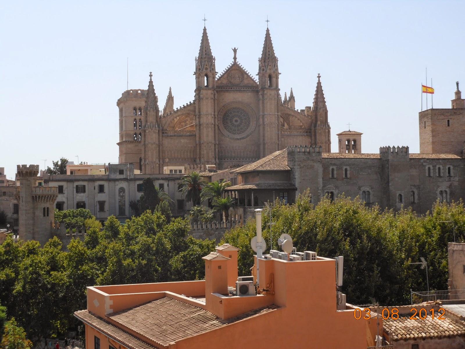 Catedral de Santa María de Palma de Mallorca - Espanha