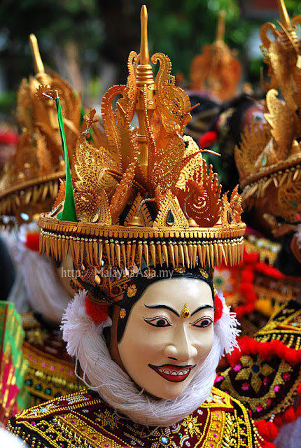 Bali Arts, Craft Festival in Denpasar