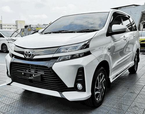 Harga Toyota Avanza Terbaru 2019