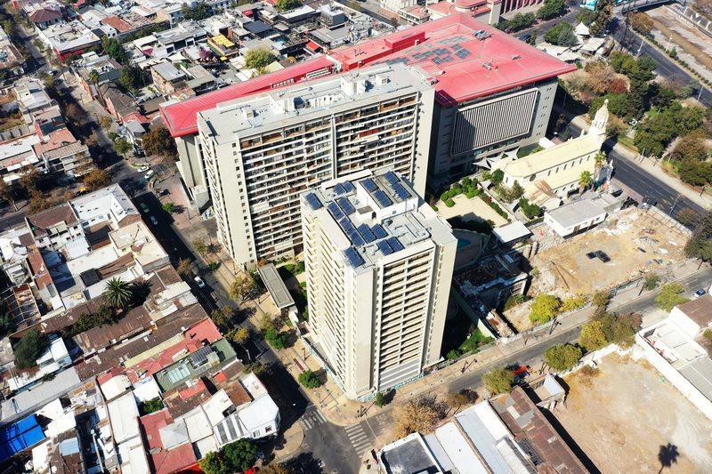 Corte Suprema puso fin a la batalla legal por conjunto de edificios en Bellavista