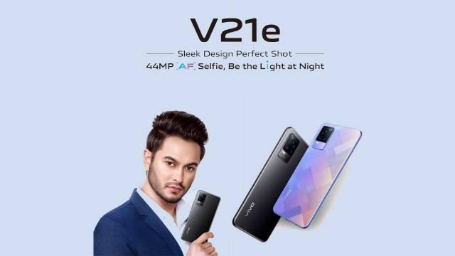 Vivo V21e Price in Nepal
