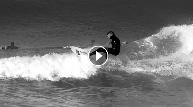 No Breakfast - A Surf Clip by a Snowboarder