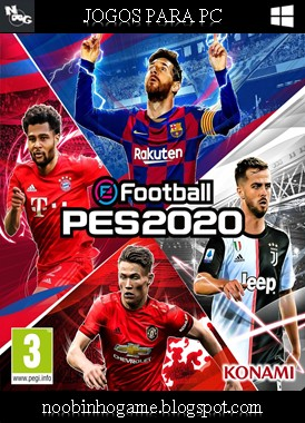 Download eFootball PES 2020 PC