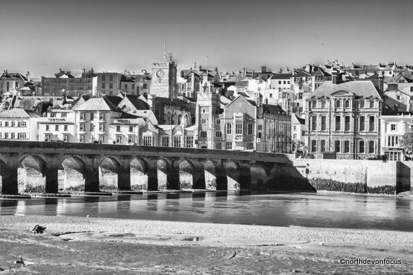 "Bideford ""The Little White Town"" - Photo copyright Pat Adams (North Devon Focus)"