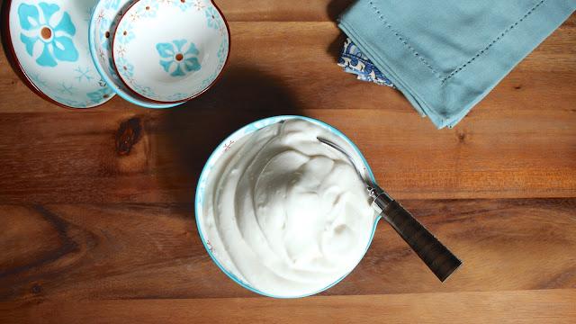 Vanilla Frosting Surprise (Healthy Secret Ingredient)
