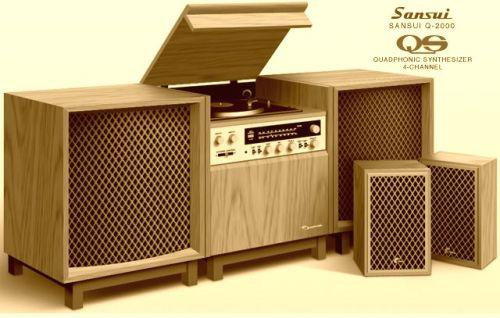 SANSUI Q-2000 (1971)