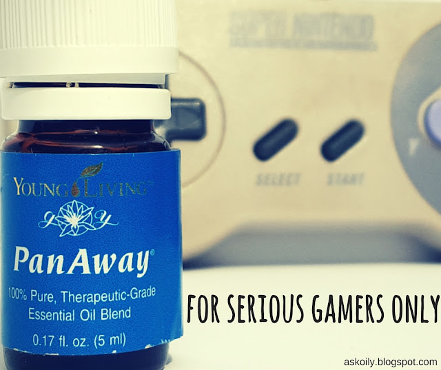 top 5 essential oils for gaming nerds gamers geeks PanAway | Hot Pink Crunch