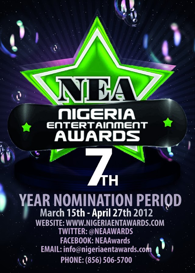 Nigerian Entertainment Awards Nomination Opens