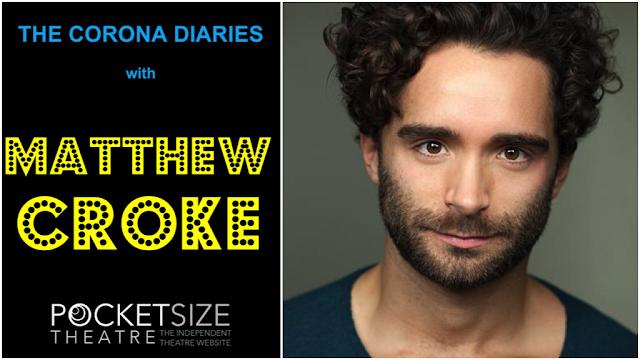 The Corona Diaries: Matthew Croke