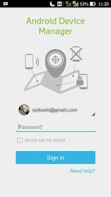 Cara Melacak dan Menemukan HP Android yang Hilang dengan Mudah