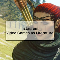 Instagram: Video Games as Literature