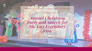 Index and Body Salon Annual Christmas Party + Search for Ms. Gay Legendary 2019