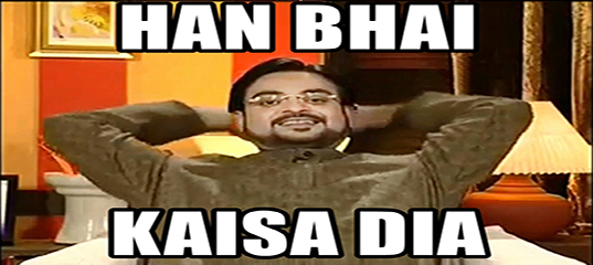 See how people reacted on Amir liaqat's picture with his 2nd wife
