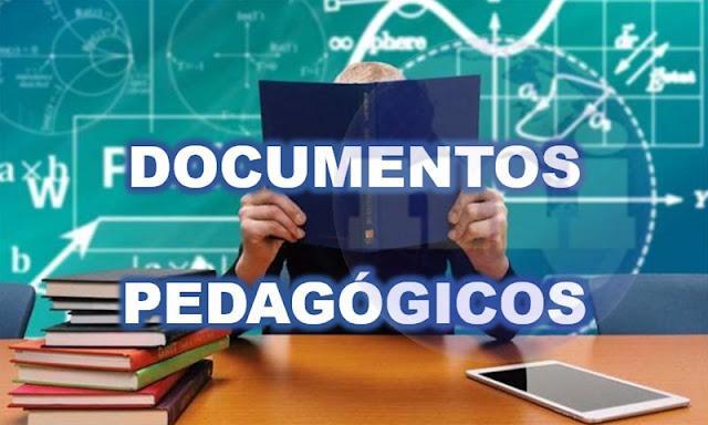 documentos pedagogicos primaria