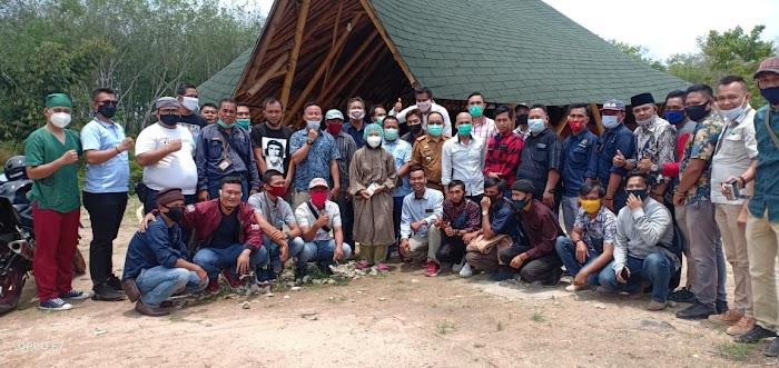 Melakukan Rafitest di Balai PWI Persatuan Wartawan Indonesia