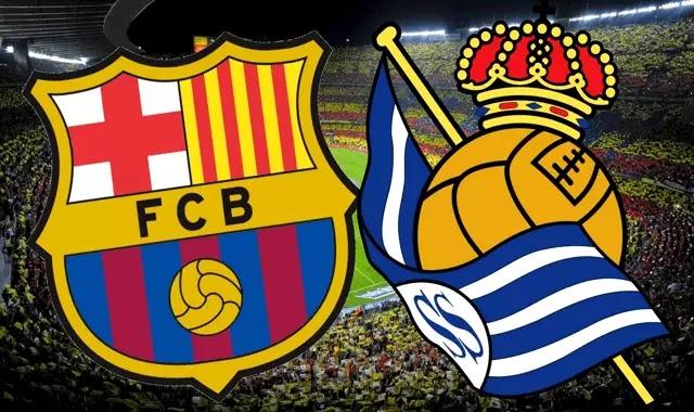 مشاهدة مباراة برشلونه و ريال سوسيداد الناريه 20-4-2019 بدون تقطيع ! Barcelona VS Real Sociedad