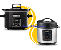 Logo Concorso '' Vinci Crock-Pot. The original Slow-Cooker '' : partecipa gratis