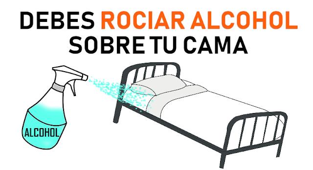 8 curiosos usos del alcohol que de seguro nunca has probado