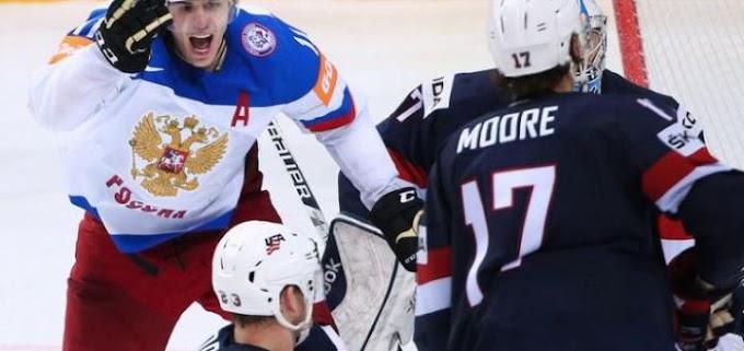 Какая боль: Россия-США 4:0