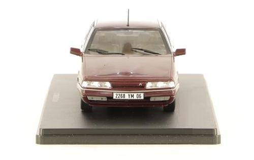 collection citroën 1/24a Citroën XM