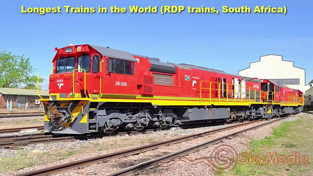 आरडीपी ट्रेनें, दक्षिण अफ्रीका