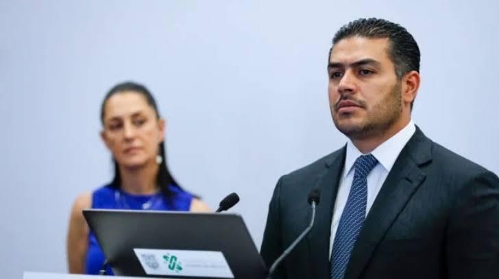 El Narco si opera desde hace muchos años en la Ciudad de México dice Omar García Harfuch