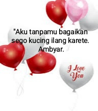 ucapan valentine romantis dan lucu