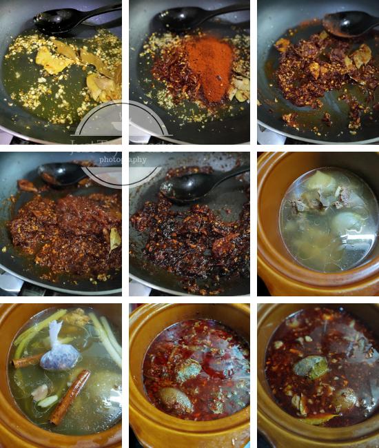 Resep Sup Malatang (Mala Soup) JTT