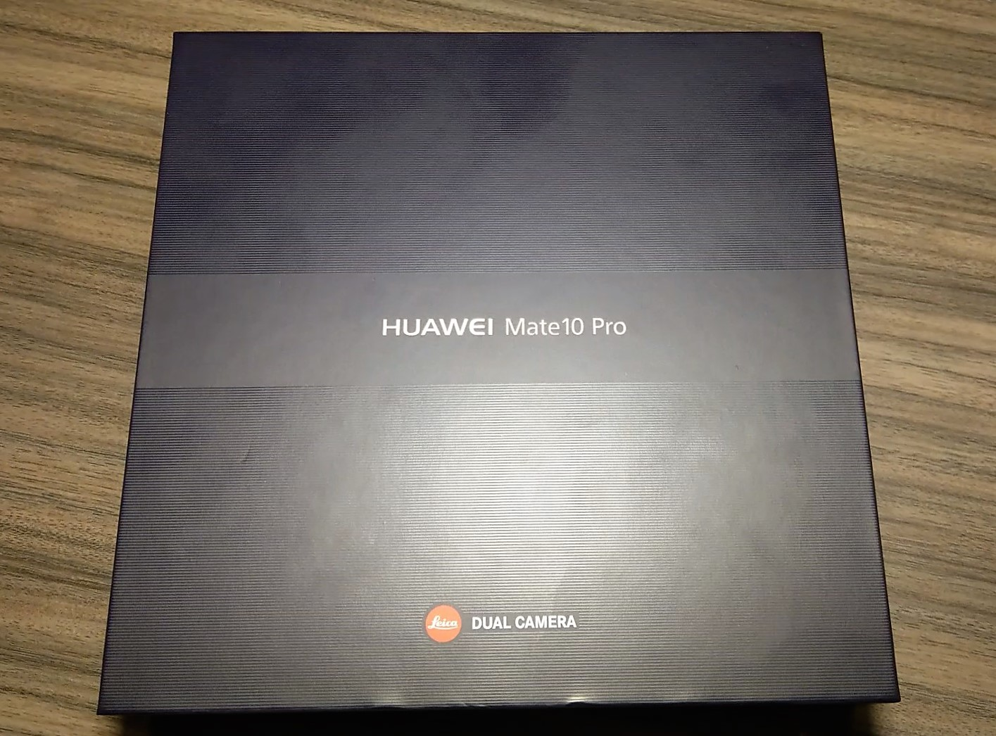 Unboxing The Huawei Mate 10 Pro | Unveiling The Beauty - The
