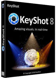 Luxion KeyShot Pro 8.2.80 Crack + Keygen Free Download