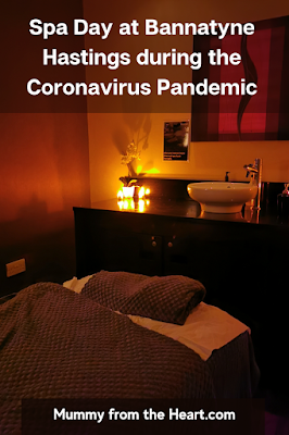 Review of a half spa day at Bannatyne Hastings during December 2020 and the time of the coronavirus pandemic
