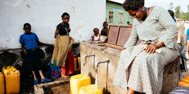 DRC: London funds clean water for one million people in Kivu